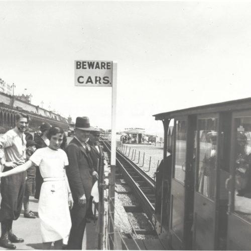 Volk's Railway, Brighton, 1930s.